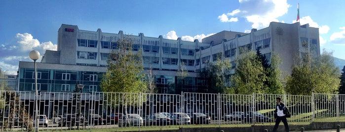 Университет за национално и световно стопанство (УНСС/UNWE) is one of Education places.