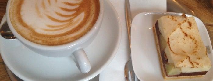 Cafe Europa Frankfurt Am Main Kaffee