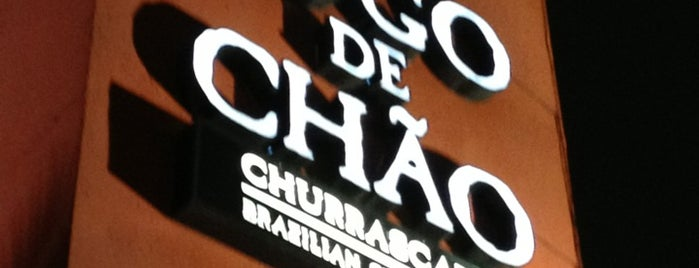 Fogo de Chão is one of Eat.