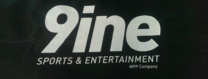 9ine is one of Agências de publicidade.