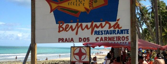 Beijupirá is one of Associação dos Restaurantes da Boa Lembrança.