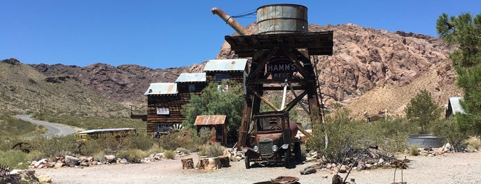Eldorado Canyon Mine is one of Vegas To-Do.