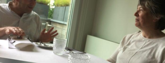 Restaurant MARKT XI is one of De kustroute van De Standaard Magazine.