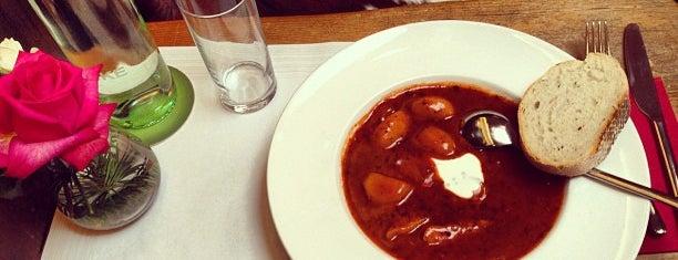 Triangel is one of Food & Fun - Vienna, Graz & Salzburg.
