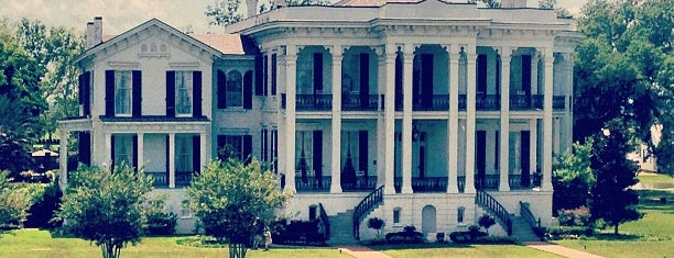 Nottoway Plantation is one of Hotels and Resorts.