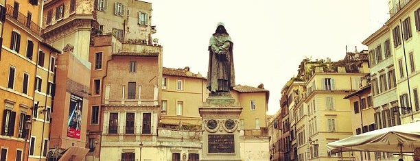 Campo de' Fiori is one of Roma, it.