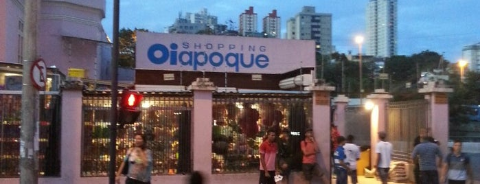Shopping Oiapoque is one of Lugares Favoritos.