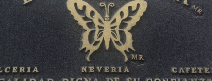 La Mariposa is one of Querétaro.