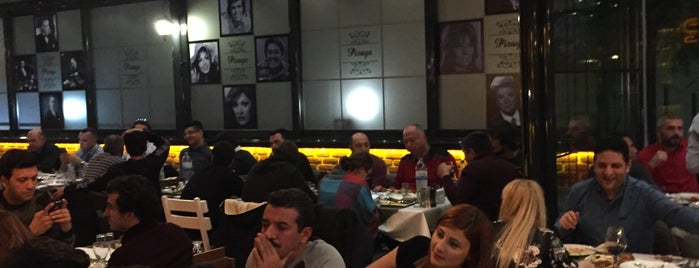 Piraye Restaurant is one of Güney.