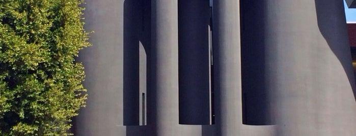 Binocular Building is one of Nikki Kreuzer's Offbeat L.A..