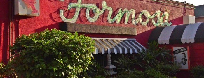 Formosa Cafe is one of Los Angeles Lifestyle Guide.