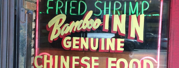 Bamboo Inn is one of Restaurant.com Dining Tips in Los Angeles.