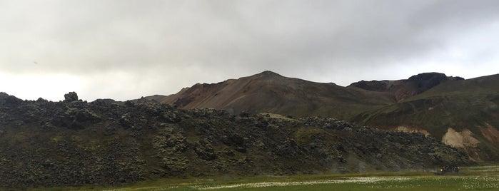 Landmannalaugar is one of Europa.