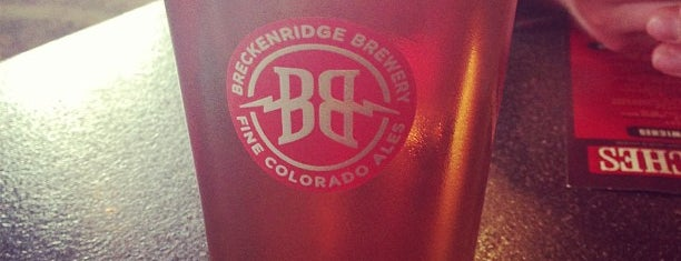Breckenridge Brewery & BBQ is one of Pipes Brewery Tour.