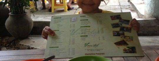 Bubur Ayam Mang H. Oyo is one of Bandung Kuliner.