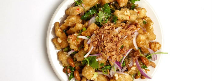 Ruan Thai is one of 40 Eats for 2014.