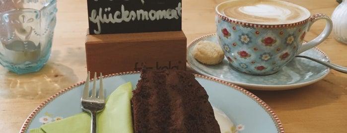 Glücksmoment is one of Hnr food.