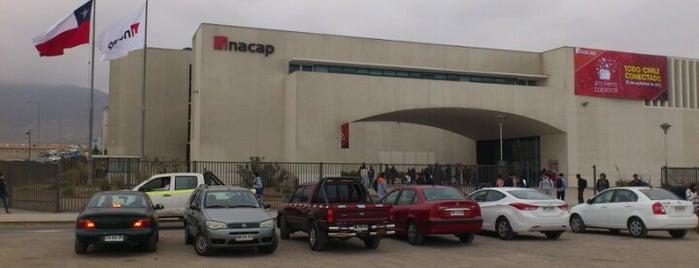 Universidad Tecnológica de Chile INACAP is one of antofa.