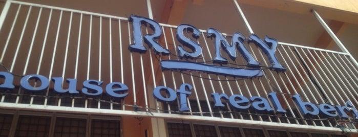RSMY House of Real Beriani (Restoran Selera MY) is one of Makan @ KL #1.