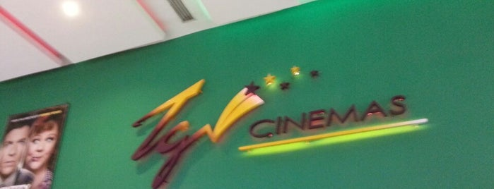 TGV Cinemas is one of Shopping Mall..