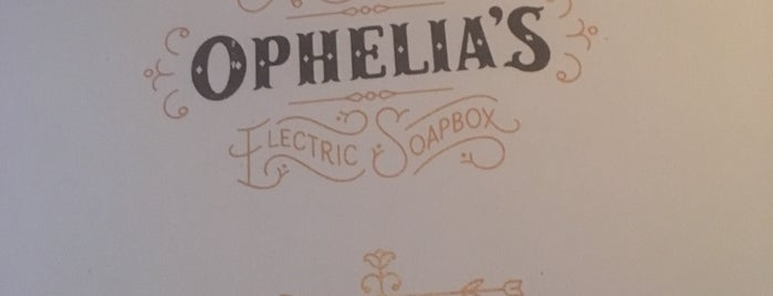 Ophelia's Electric Soapbox is one of Denver To-Do.