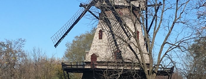 Fabyan Windmill is one of Naperville, IL & the S-SW Suburbs.