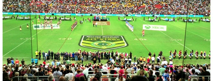 Suncorp Stadium is one of Top 10 favorites places in Brisbane, Australia.