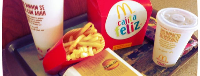 McDonald's is one of Muchos.