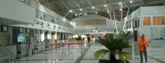 Sivas Nuri Demirağ Airport (VAS) is one of Airports in Turkey.