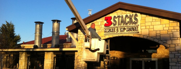 3 Stacks Smoke & Tap House is one of Metroplex.