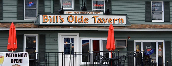 Bill's Olde Tavern is one of Hamilton.