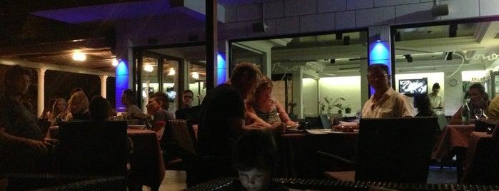 Buono Restaurant & Lounge Bar is one of Restavracije.