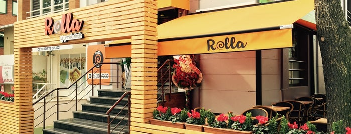 Rolla is one of LOKANTA.