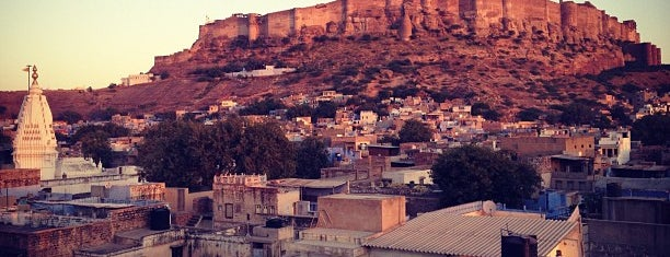 Jodhpur | जोधपुर | جودھ : The Blue City | The Sun City is one of Ciudades y países visitados.