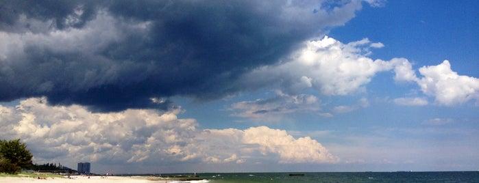 Пляж 15-ст Фонтана is one of Одесса.