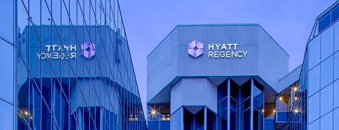 Hyatt Regency Baltimore Inner Harbor is one of Maryland Green Travel Hotels and Inns.