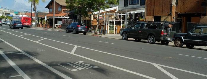 5th Avenue Buffered Bike Lane is one of Bikabout San Diego.