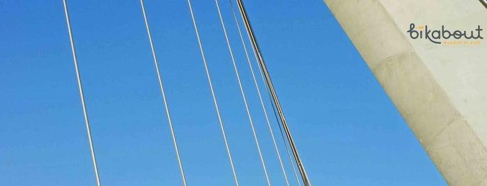 Harbor Drive Pedestrian Bridge is one of Bikabout San Diego.