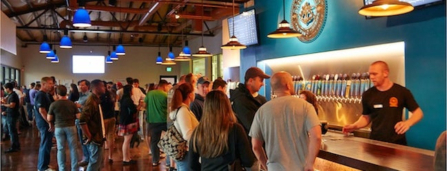 Ballast Point Tasting Room & Kitchen is one of Bikabout San Diego.