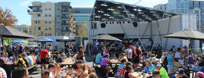The Quartyard is one of Bikabout San Diego.