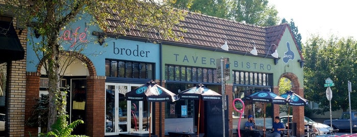 Bröder Cafe is one of Portland by Bike.
