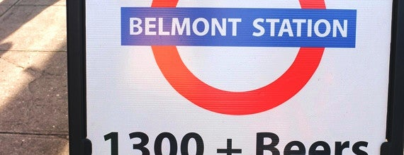 Belmont Station is one of Portland by Bike.