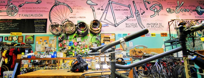 Bike Farm is one of Portland by Bike.