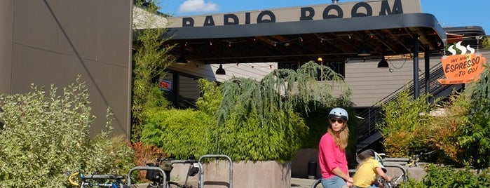 Radio Room is one of Portland by Bike.