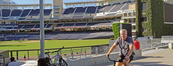Petco Park is one of Bikabout San Diego.