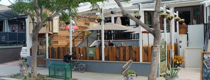 The Brew Project is one of Bikabout San Diego.