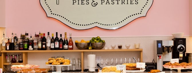 Petunia's Pies & Pastries is one of Portland by Bike.