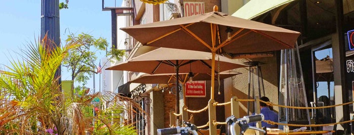 Fig Tree Café is one of Bikabout San Diego.