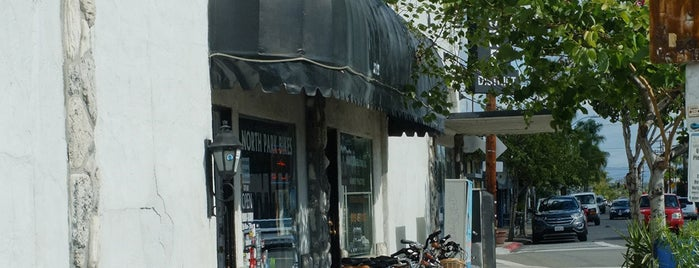 North Park Bikes is one of Bikabout San Diego.
