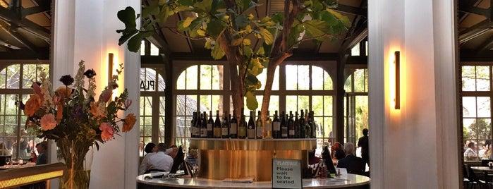 Café Restaurant De Plantage is one of Amsterdam.